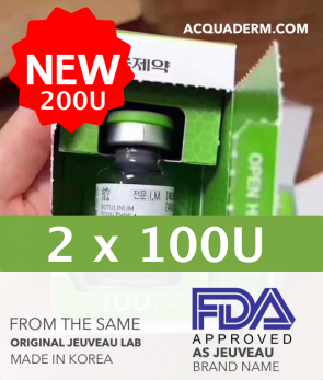 Buy JEUVEAU Botox online wholesale discount USA Acquaderm